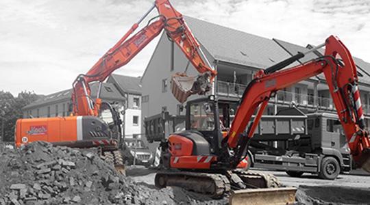 Erneuerung Ausbau Nordquartier